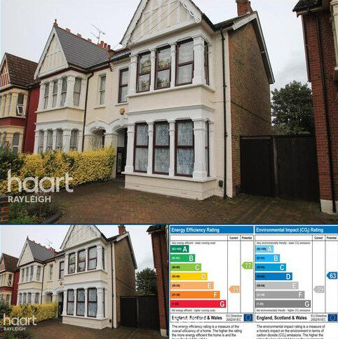 3 bedroom flat to rent - Valkyrie Road, Westcliff-On-Sea