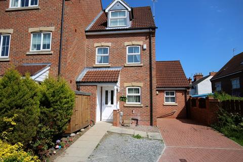 3 bedroom end of terrace house for sale - Wolfreton Mews, Willerby, Hull, HU10