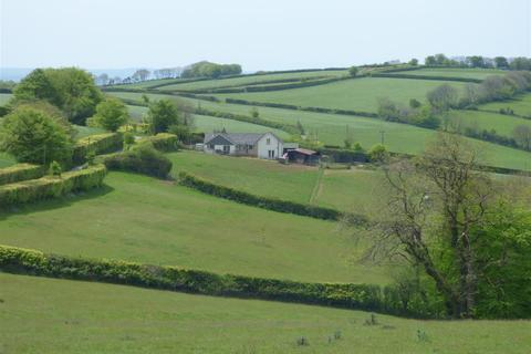 4 bedroom property with land for sale - Stoke Rivers, Barnstaple