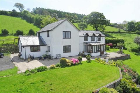 4 bedroom property with land for sale - New House, Hope, Welshpool, Powys, SY21