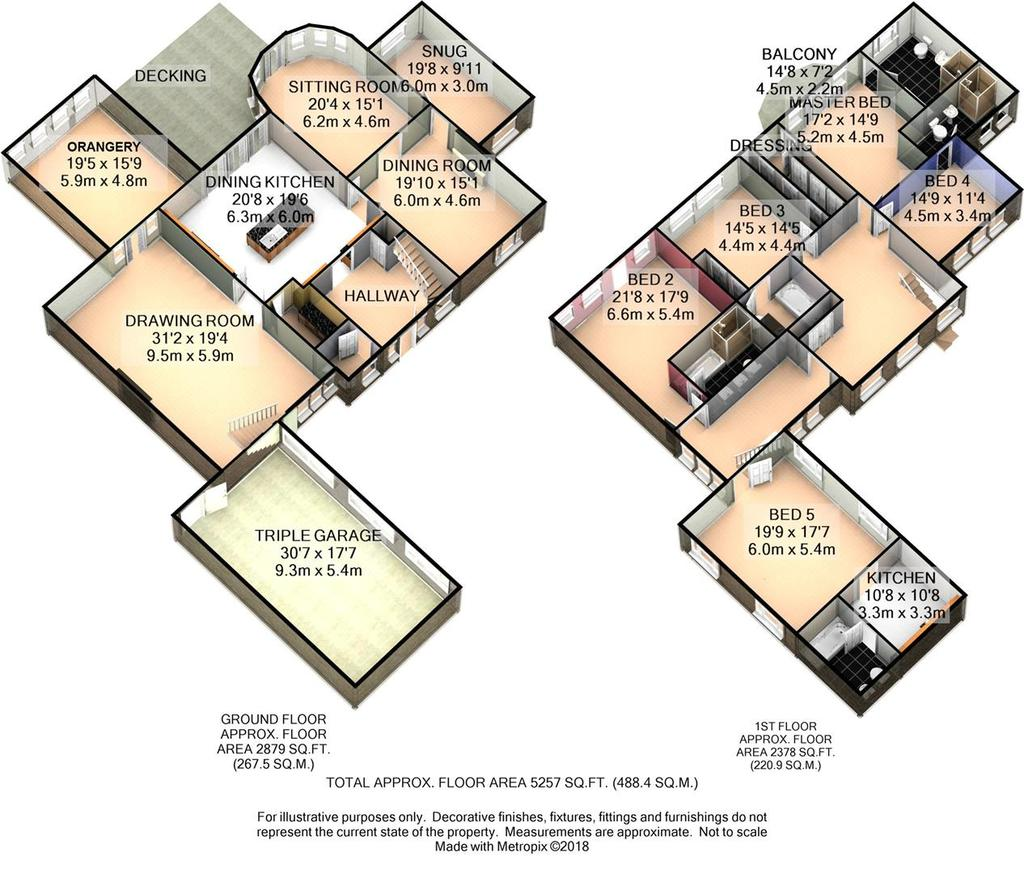 Floorplan 2 of 4: 3 D Floor Plan