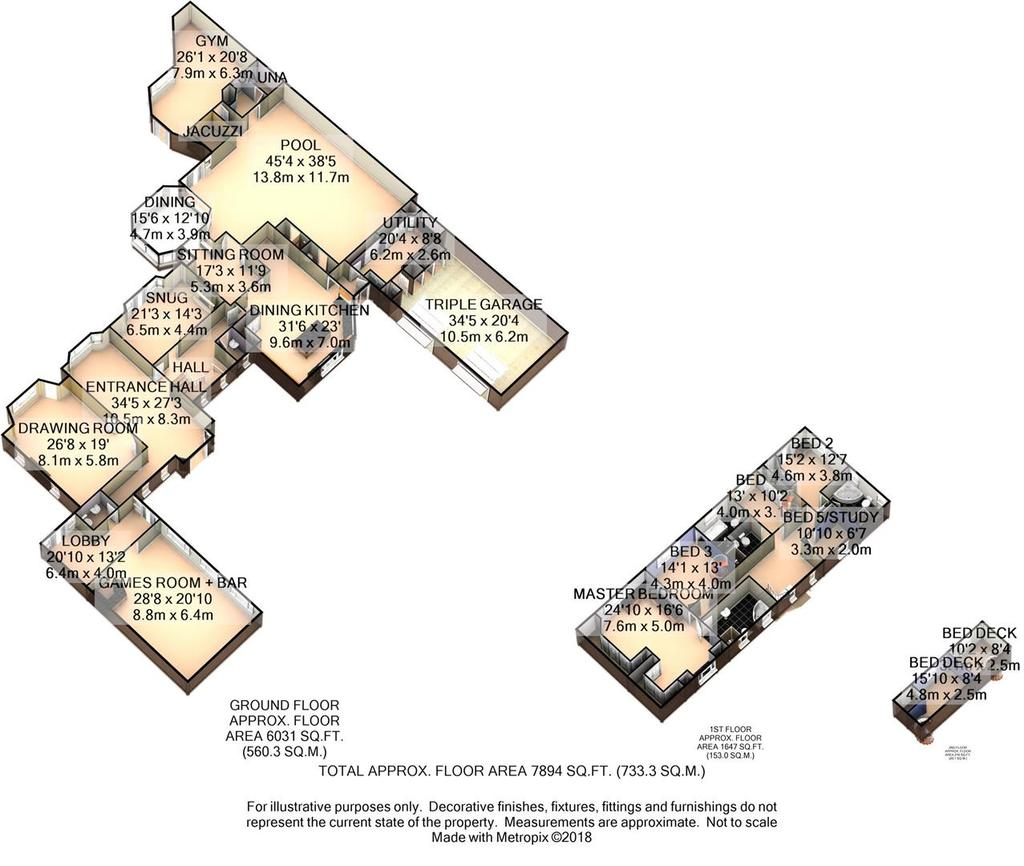 Floorplan 2 of 5: 3 D Floor Plan