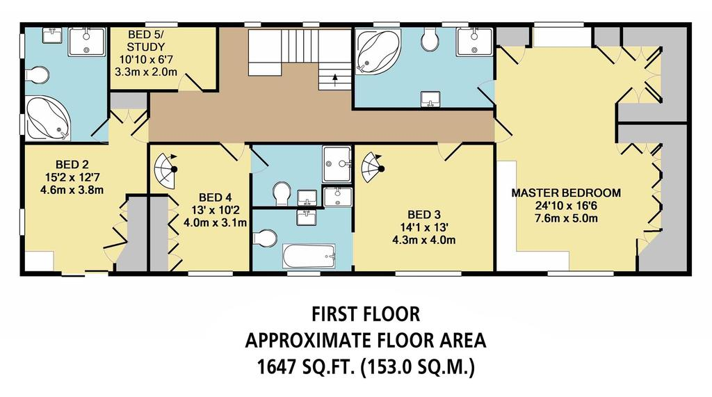 Floorplan 3 of 5: First Floor