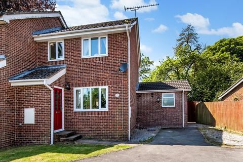3 bedroom semi-detached house for sale - Blackthorn Close, South Wonston, Winchester, SO21