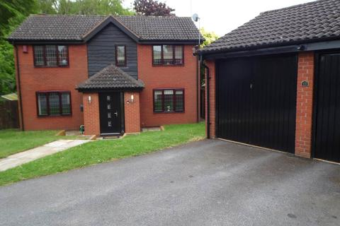 4 bedroom detached house to rent - Harrier Park, East Hunsbury, Northampton