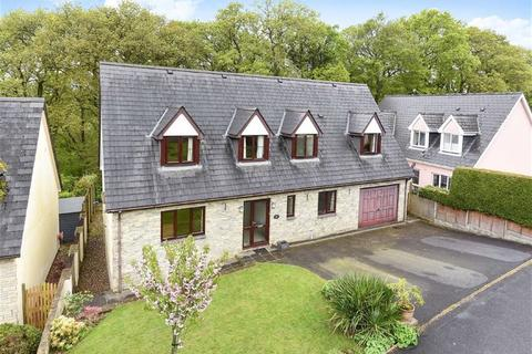 4 bedroom detached house for sale - Fairways View, High Bickington, Umberleigh, Devon, EX37