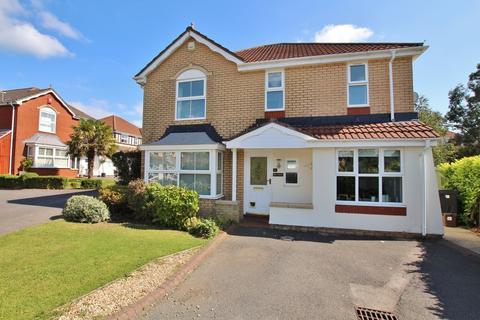 4 bedroom detached house for sale - Clos Y Gwyddfid, Morganstown, Cardiff