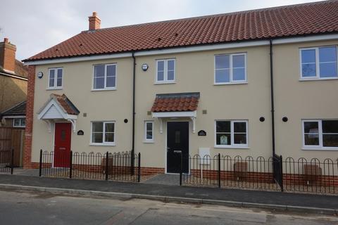 3 bedroom terraced house for sale - 2 Kings Terrace, High Street, Kessingland