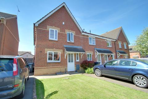 3 bedroom end of terrace house to rent - Taverners Road, Leicester