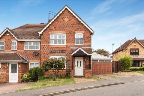 3 bedroom semi-detached house for sale - Harcourt Way, Hunsbury Hill, Northamptonshire