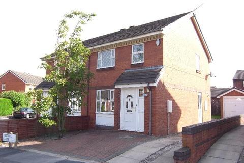 2 bedroom semi-detached house to rent - KESTREL CLOSE, SHADWELL LANE, ALWOODLEY,  LEEDS LS17 8XJ
