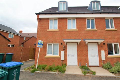 3 bedroom end of terrace house to rent - Signals Drive, Coventry, CV3 1QS