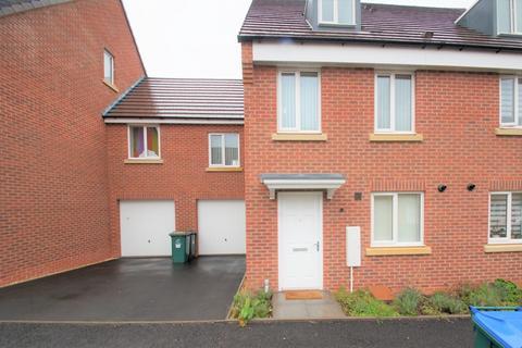 4 bedroom semi-detached house to rent - Anglian Way, Stoke Village, CV3 1QR
