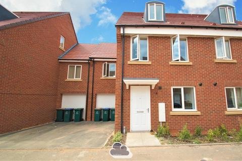 4 bedroom semi-detached house to rent - Signals Drive, New Stoke Village, Coventry, CV3 1QS