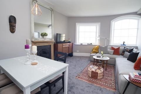 2 bedroom apartment to rent - Brunswick Square, Hove, East Sussex.