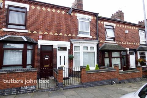 2 bedroom terraced house to rent - Barthomley Road, Birches Head