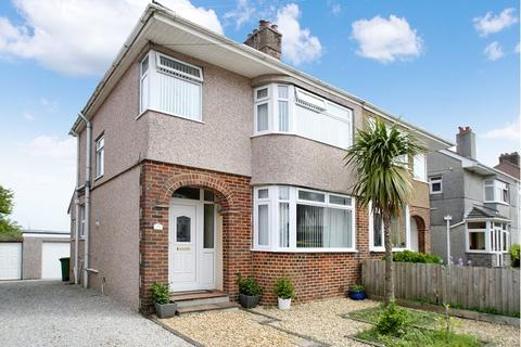 3 bedroom semi-detached house to rent - Lester Close, Plymouth, PL3 6PX