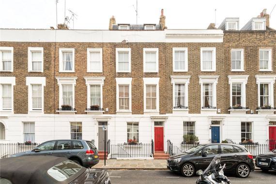 Edis Street, Primrose Hill, London 1 bed flat - £650,000