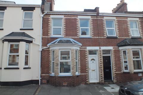 4 bedroom terraced house to rent - Baker Street, Heavitree, Exeter EX2