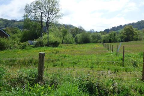 Plot for sale - Heol Y Dderwen, Pontwely, Llandysul