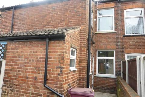 2 bedroom townhouse to rent - Charlesworth Street, Carr Vale, Chesterfield, S44