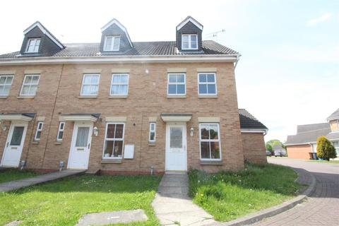 3 bedroom end of terrace house for sale - Philip Larkin Close, Hull