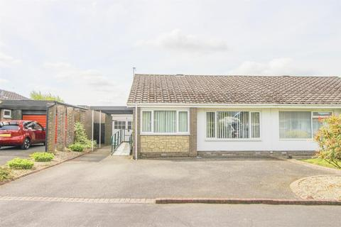 2 bedroom semi-detached bungalow for sale - Bracken Close, Dinnington, Newcastle Upon Tyne
