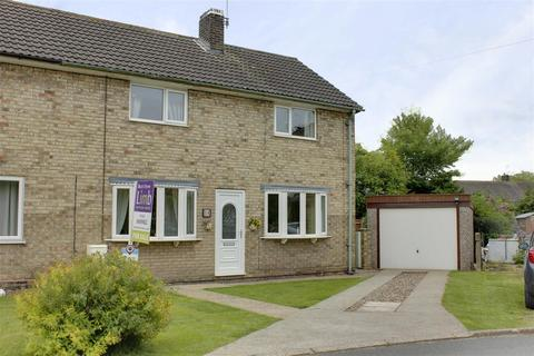 3 bedroom semi-detached house for sale - Beck Road, Everthorpe, Brough