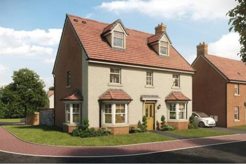 5 bedroom property for sale - The Thornbury, Pastures Green , Cwmbran