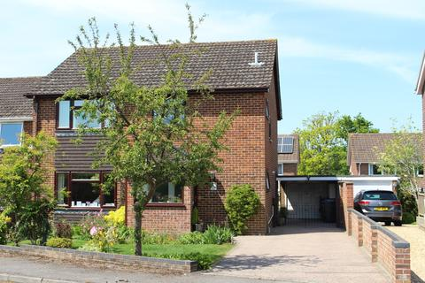 3 bedroom detached house for sale - ANTHILL CLOSE, DENMEAD