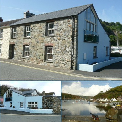 4 bedroom end of terrace house for sale - Pendock House, Quay Street, Lower Town, Fishguard, Pembrokeshire