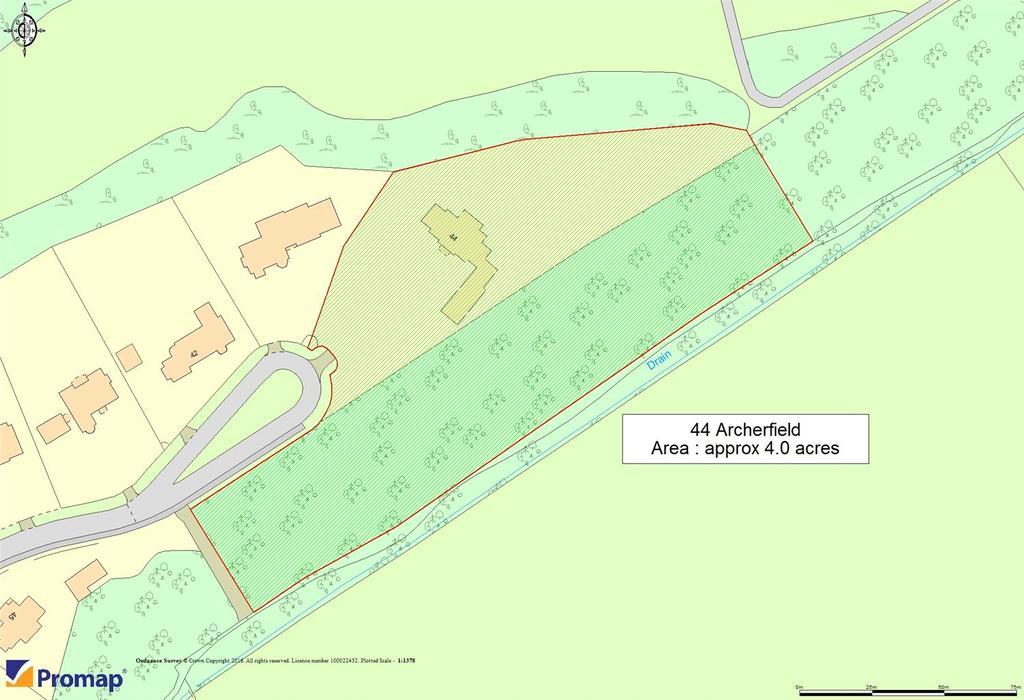 Floorplan 3 of 4: Site Plan
