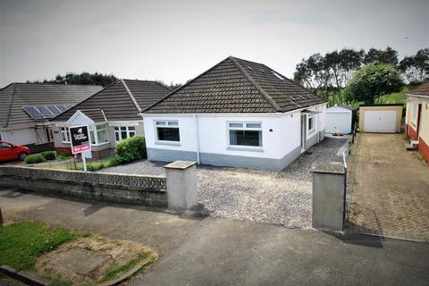 4 bedroom bungalow for sale - Belvedere Close, Kittle, Swansea