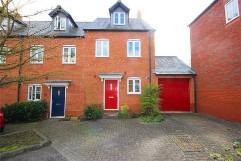 3 bedroom end of terrace house for sale - Blandamour Way, Bristol, BS10