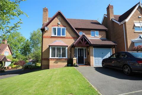 4 bedroom detached house for sale - Lodge Farm Chase, ASHBOURNE, Derbyshire