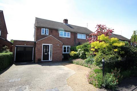3 bedroom semi-detached house for sale - Izaak Walton Way, Cambridge