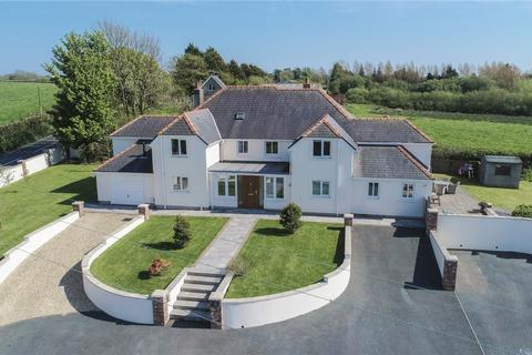 5 bedroom detached house for sale - The Hollies, Moreton, Saundersfoot