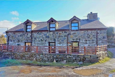 3 bedroom cottage for sale - Mur Mawr, Llanberis, North Wales