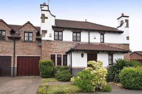 3 bedroom terraced house for sale - Buckingham Drive, Knutsford