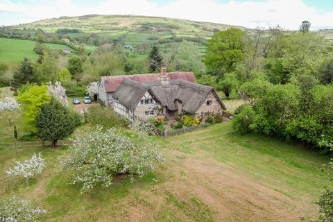 5 bedroom farm house for sale - Heath, Craven Arms, Shropshire, SY7 9DS