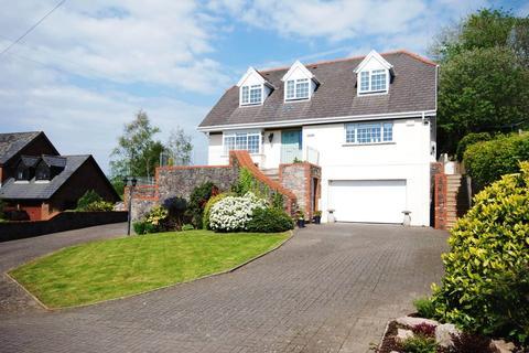4 bedroom detached house for sale - The Meadows, Penllyn, Near Cowbridge, Vale of Glamorgan, CF71 7RL
