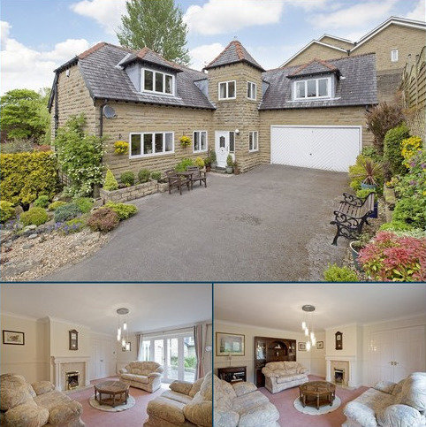 4 bedroom detached house for sale - Ryedale Park, Ilkley