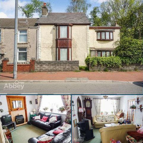 4 bedroom terraced house for sale - New Road, Skewen, Neath, SA10 6HG