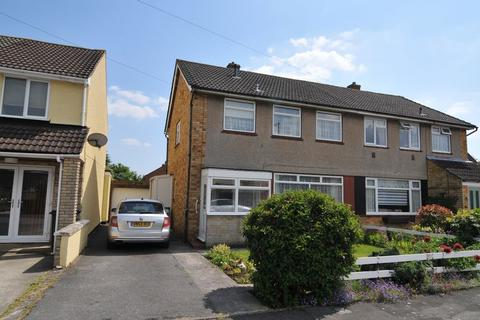 3 bedroom semi-detached house for sale - Burfoote Gardens, Stockwood, Bristol, BS14