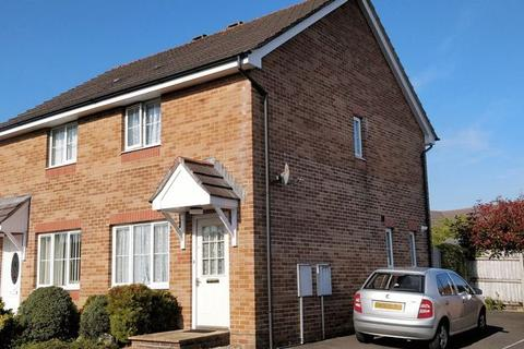 2 bedroom semi-detached house to rent - Deeble Drive, Par