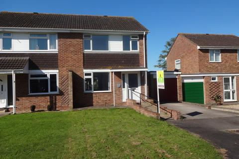 3 bedroom semi-detached house to rent - Baily Close, Glastonbury