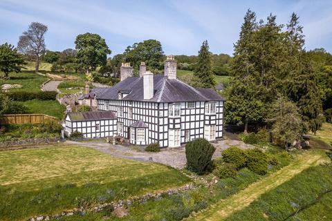 6 bedroom equestrian facility for sale - Eyarth Hall