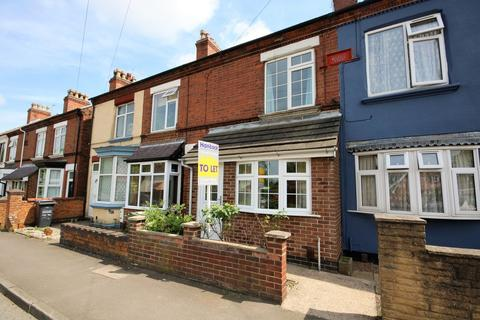 2 bedroom terraced house to rent - Charnwood Road,Shepshed