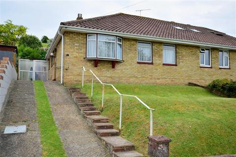2 bedroom semi-detached bungalow for sale - Cowley Drive, Woodingdean, Brighton, East Sussex