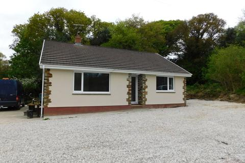 2 bedroom detached bungalow to rent - Ruthern Bridge, Bodmin